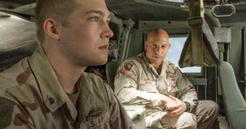 Billy Lynn's Long Halftime Walk stars Joe Alwyn and Vin Diesel