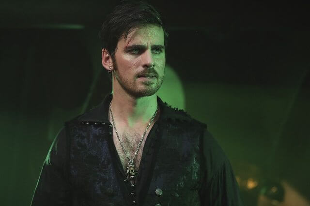 Colin O'Donoghue in Once Upon a Time season 6 episode 6