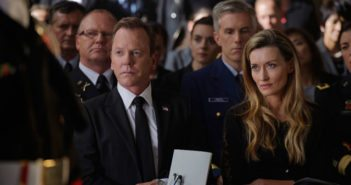 Designated Survivor Episode 3 stars Kiefer Sutherland and Natascha McElhone