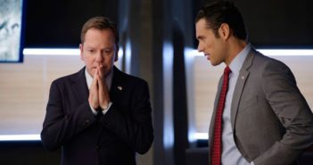 Designated Survivor Episode 5 stars Kiefer Sutherland and Adan Canto