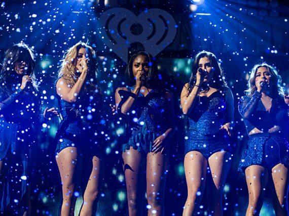 Fifth Harmony IHeartRadio Jingle Ball 2015 Fifthy Harmony Performance