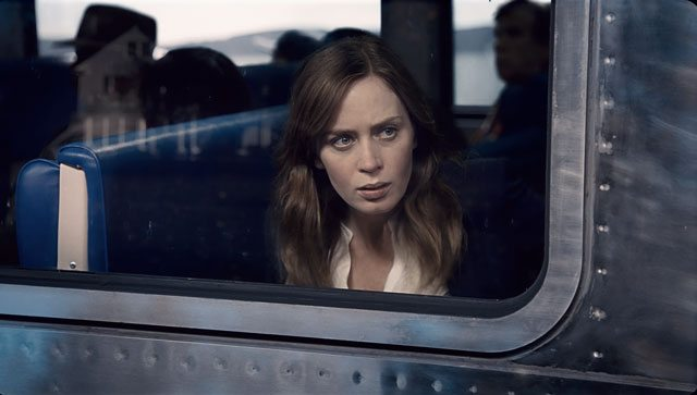 Girl on the Train star Emily Blunt