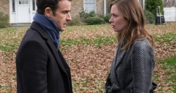 Girl on the Train stars Emily Blunt and Justin Theroux