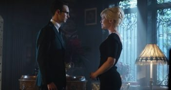 Gotham season 3 episode 7 stars Cory Michael Smith and Chelsea Spack