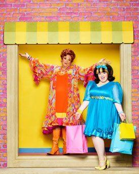 Hairspray Live stars Maddie Baillio and Harvey Fierstein