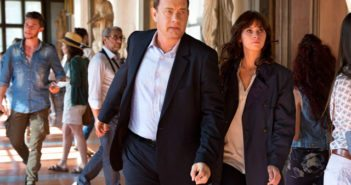 Inferno stars Tom Hanks and Felicity Jones