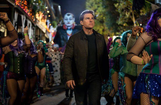 Jack Reacher Never Go Back star Tom Cruise