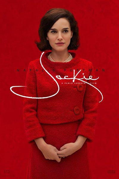 Jackie Poster starring Natalie Portman