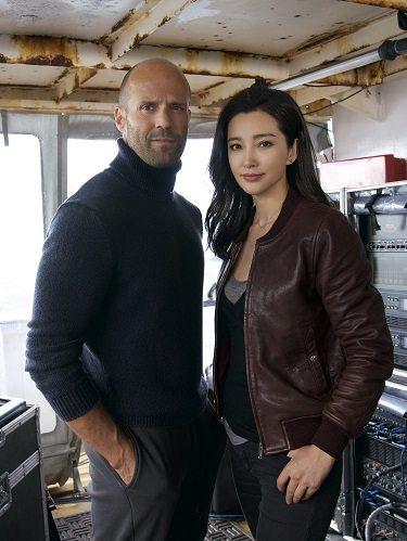 Jason Statham and Li Bingbing star in Meg
