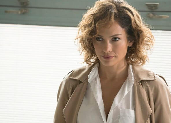 Jennifer Lopez stars in Shades of Blue