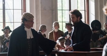Sleepy Hollow stars John Noble and Tom Mison