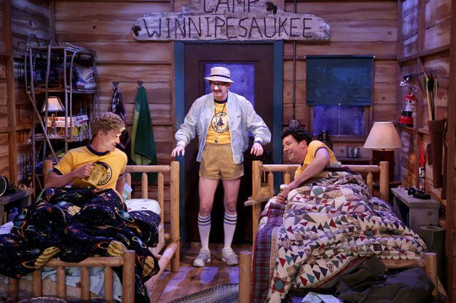 Justin Timberlake and Jimmy Fallon sing Ironic
