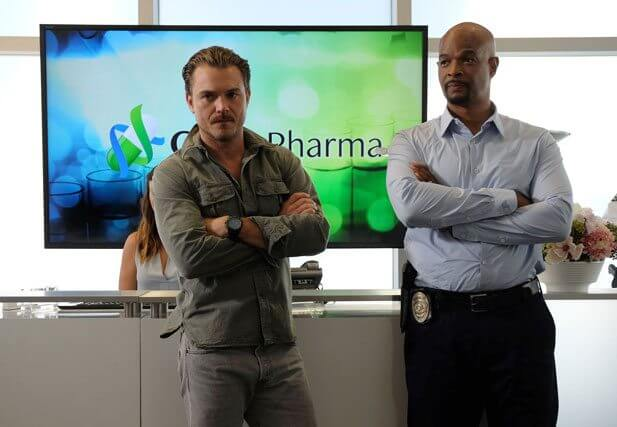 Lethal Weapon Clayne Crawford and Damon Wayans