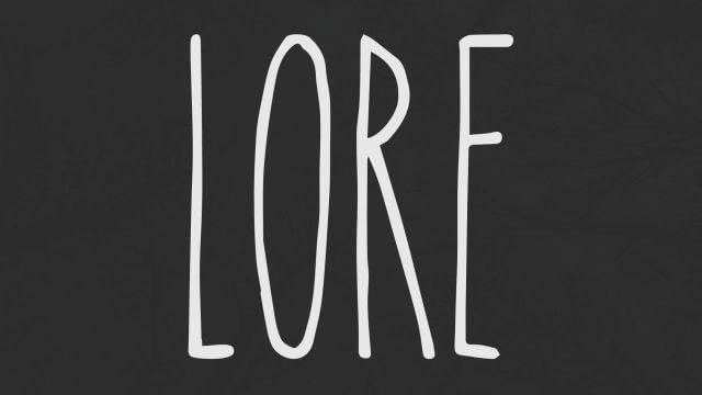 Lore Horror Anthology Series