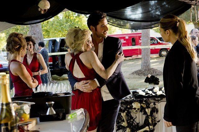 Lucifer Season 2 Episode 6 stars Tom Ellis and Lauren German