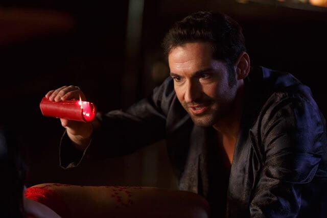 Lucifer Season 2 Episode 3 star Tom Ellis