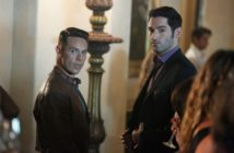 Lucifer season stars Tom Ellis and Kevin Alejandro