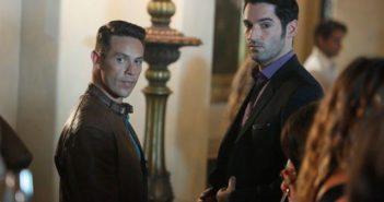 Lucifer season stars Tom Ellis and Kevin Alejandro