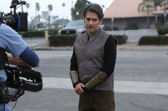 Lucifer Season 2 Episode 5 Michael Imperioli