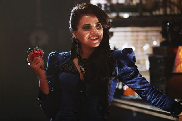 Once Upon a Time Season 6 Episode 4 star Lana Parrilla