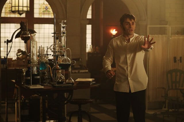 Once Upon a Time Season 6 Episode 4 star Sam Witwer