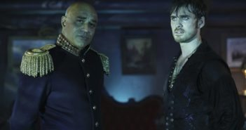 Once Upon Time Season 6 Episode 6 stars Colin O'Donoghue and Faran Tahir