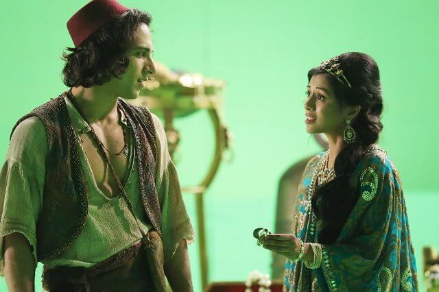 Once Upon a Time Season 6 Episode 5 Aladdin and Jasmine