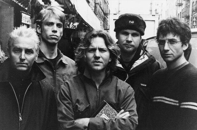 Pearl Jam Hall of Fame