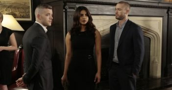 Quantico Season 2 Episode 5 Priyanka Chopra, Jake McLaughlin, and Russell Tovey
