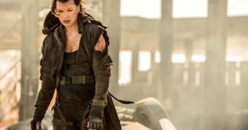 Resident Evil Final Chapter star Milla Jovovich