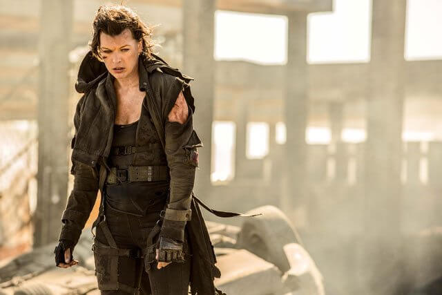Resident Evil Final Chapter star Milla Jovovich