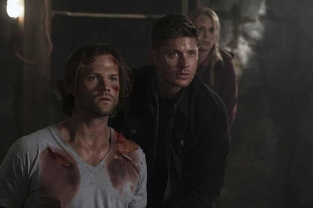 Supernatural Season 12 Episode 2 Jared Padalecki and Jensen Ackles