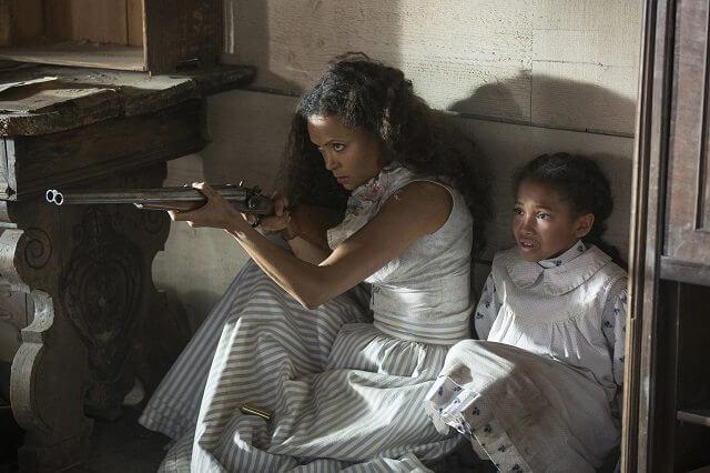 Westworld star Thandie Newton episode 2