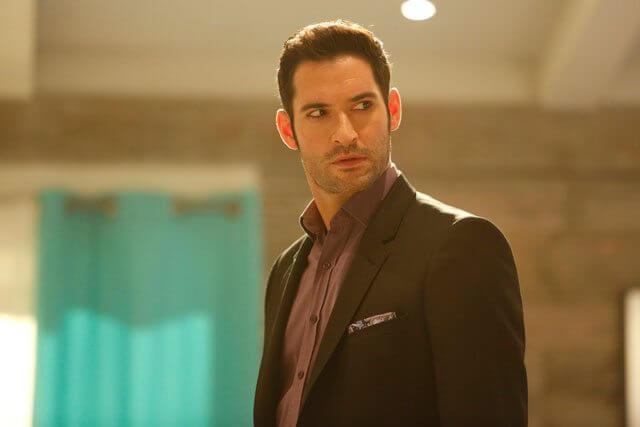 Lucifer Tom Ellis season 2 episode 4