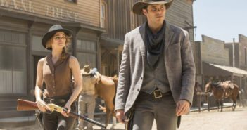 Westworld season 1 episode 3 James Marsden and Bojana Novakovic