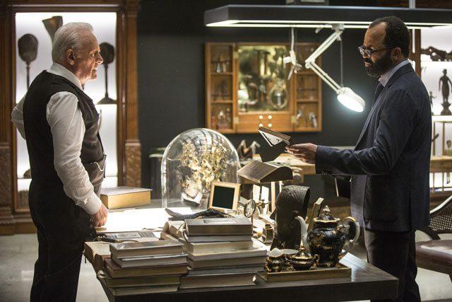 Westworld Season 1 Episode 3 stars Jeffrey Wright and Anthony Hopkins