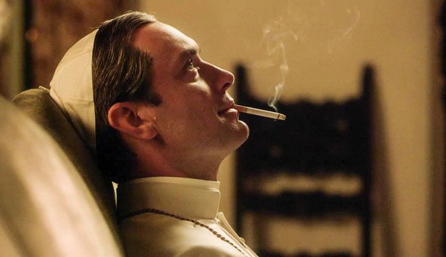 Young Pope star Jude Law