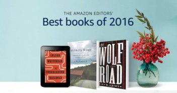 Amazon 2016 Best Books