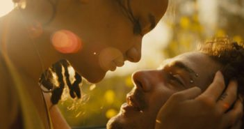 American Honey stars Shia LaBeouf and Sasha Lane