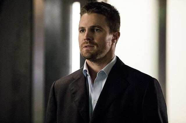 Arrow Season 5 Episode 9 Stephen Amell