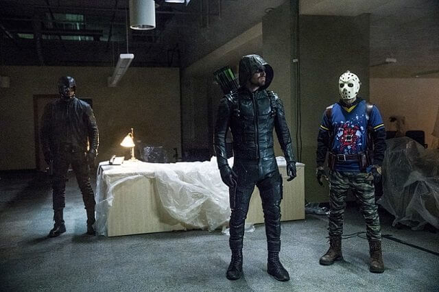 Arrow Season 5 Episode 9