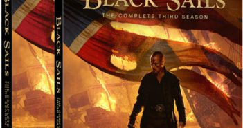 Black Sails Season 3 Blu Ray