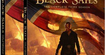 Black Sails Season 3 Blu Ray