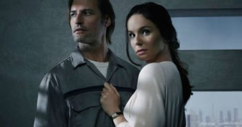 Colony stars Josh Holloway and Sarah Wayne Callies