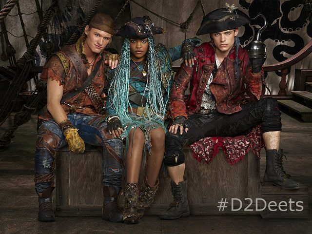 Descendants 2 Villains