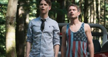 Dirk Gently's Holistic Detective Agency episode 5 stars Samuel Barnett and Elijah Wood