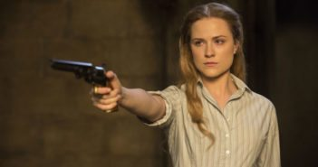Evan Rachel Wood in Westworld season 1