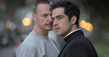 Exorcist Season1 Episode 6 Ben Daniels and Alfonso Herrera