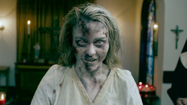 The Exorcist episode 8 star Hannah Kasulka