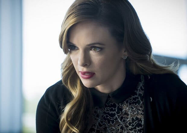 The Flash Season 3 Episode 5 Danielle Panabker